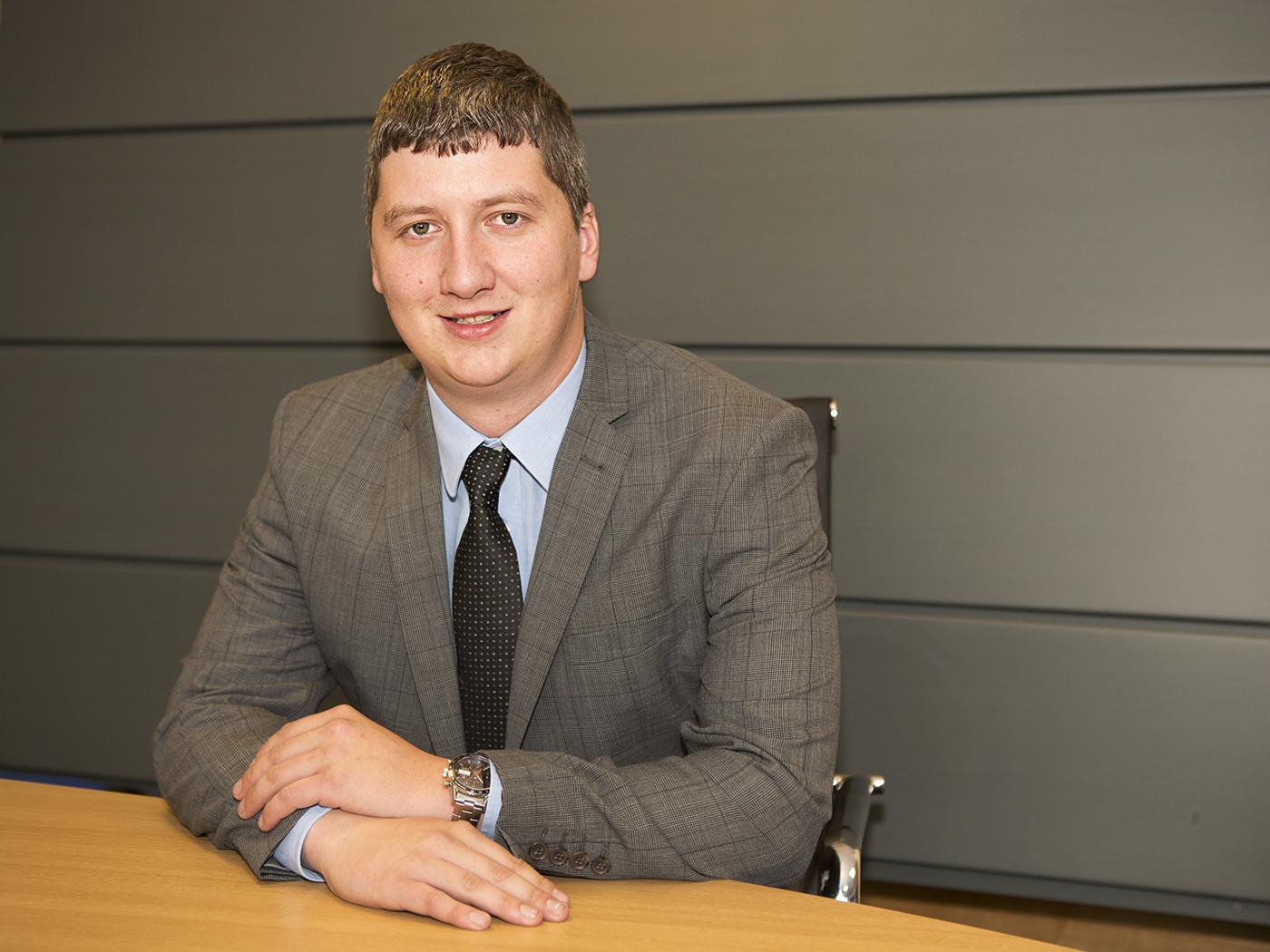 Aaron Hepworth - Flat Roofing Manager