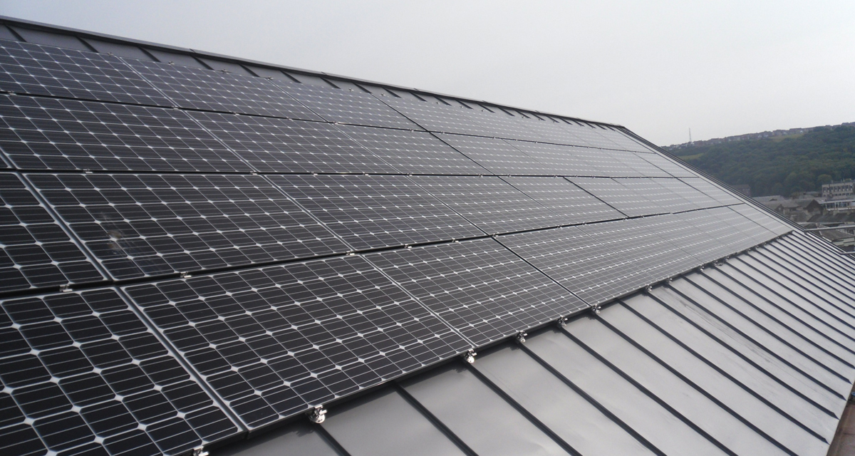 Solar PV Albion Square