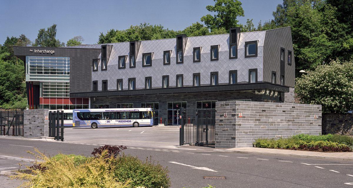 Galashiels Transport Interchange Longworth D5 Architects (11)