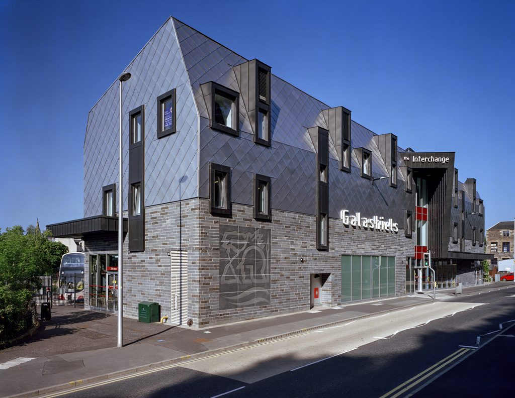 Galashiels Transport Interchange Longworth D5 Architects (3)