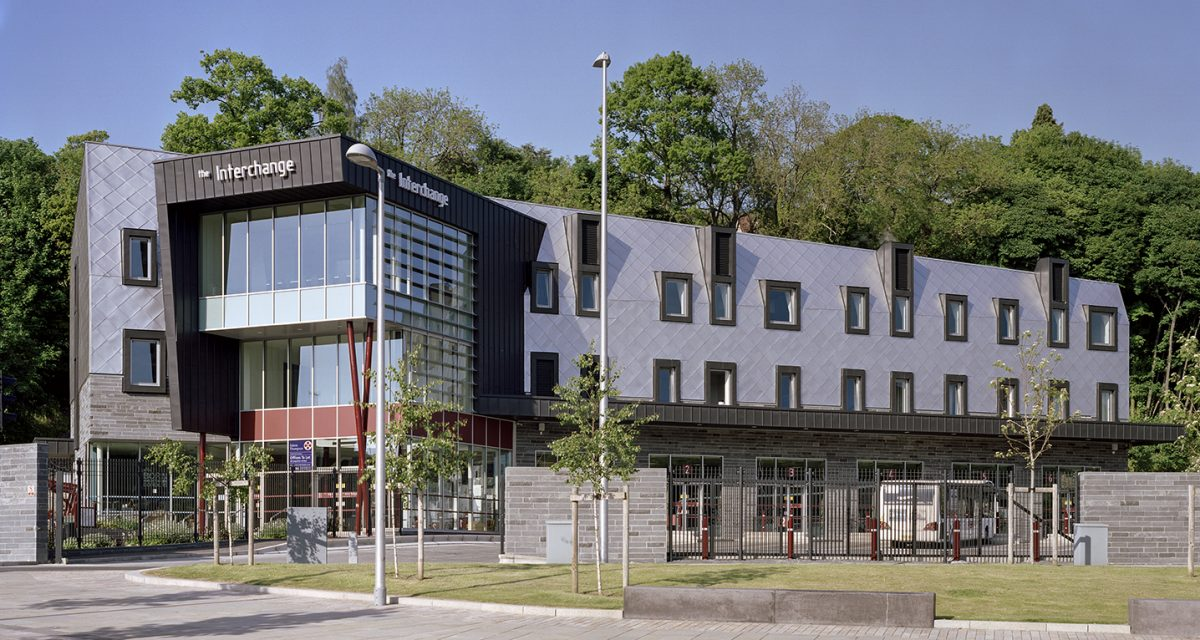 Galashiels Transport Interchange Longworth D5 Architects (5)