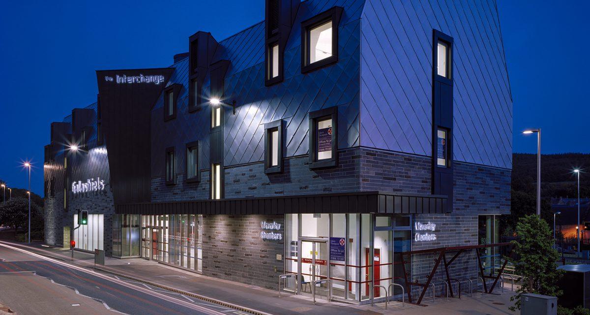 Galashiels Transport Interchange Longworth D5 Architects (6)