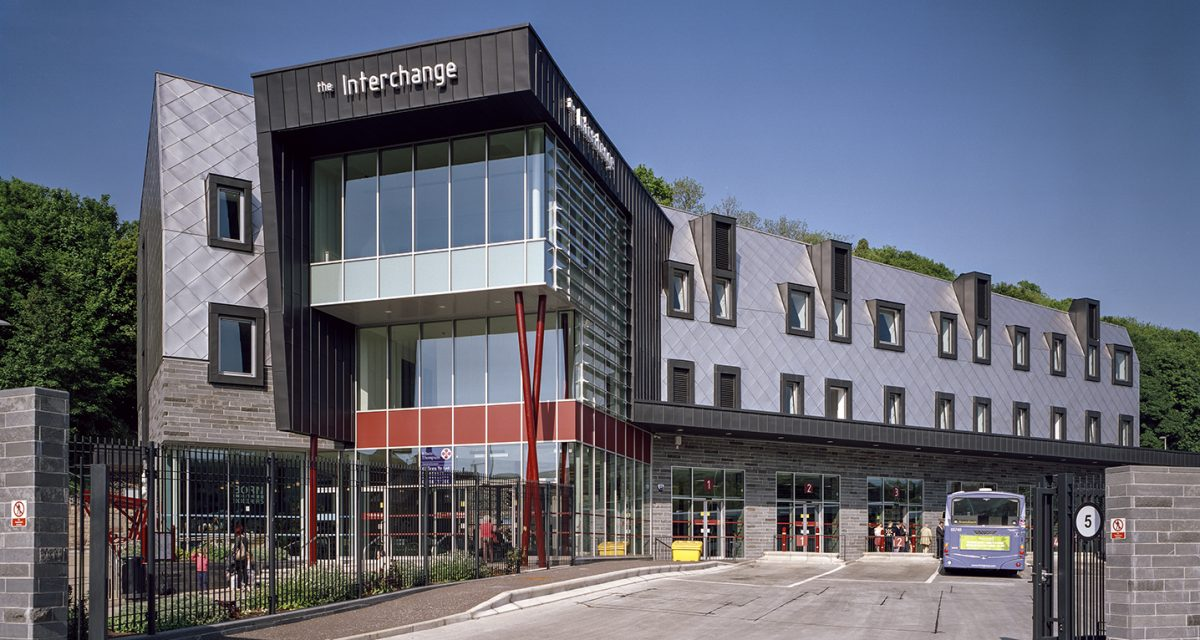 Galashiels Transport Interchange Longworth D5 Architects (7)