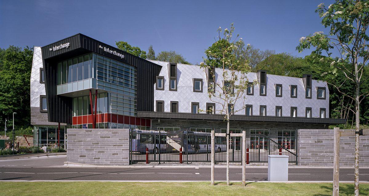 Galashiels Transport Interchange Longworth D5 Architects (8)