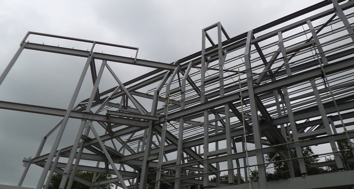 Zinc roofing and cladding Galashiels Transport Interchange Longworth D% Architects Morrison Construction 5