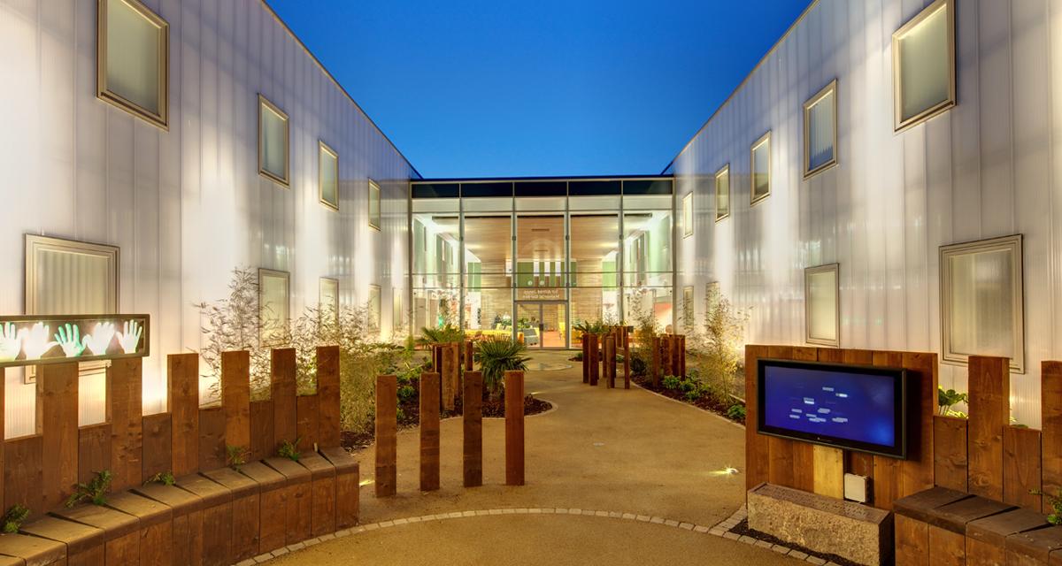 Garston Hospital Longworth