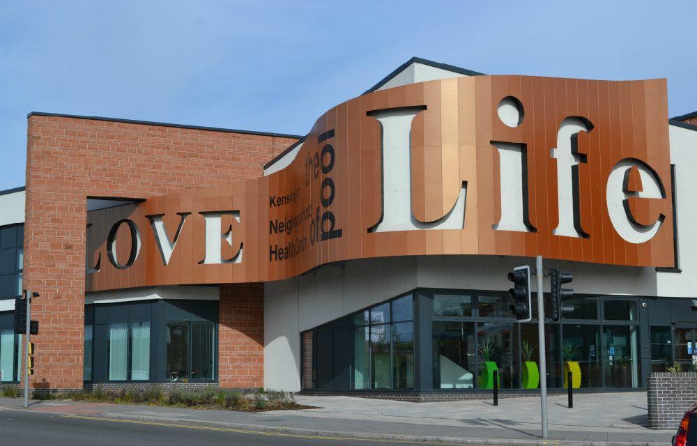 Kensington Health Centre Liverpool Longworth Galliford Try