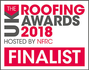 Longworth Awards Accreditations NFRC Roofing Awards 2018 Finalist