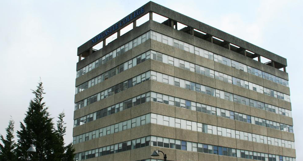 Zinc Roofing and Cladding Parsons Tower Newcastle Longworth 10