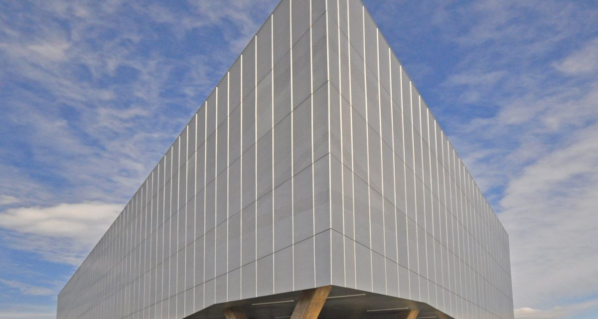 Rainscreen cladding Wakefield Archive Longworth 12