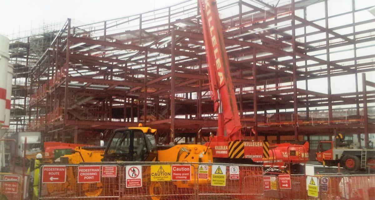 Blackburn College Steel frame Longworth pre rimex
