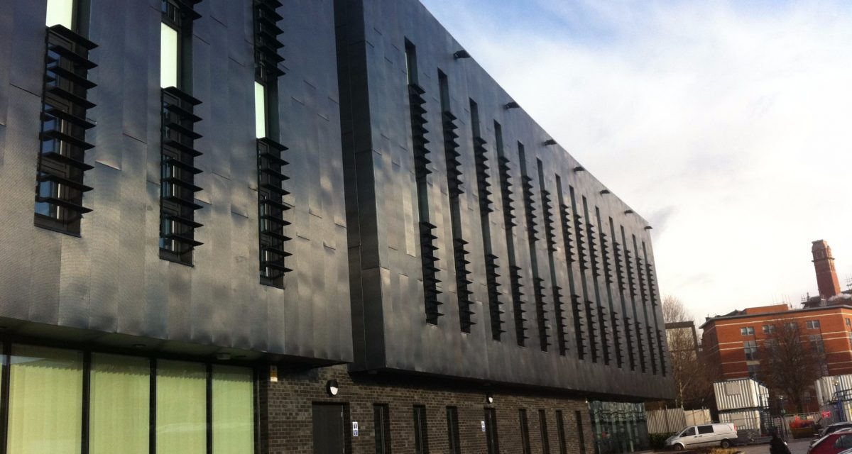Blackburn College Rimex