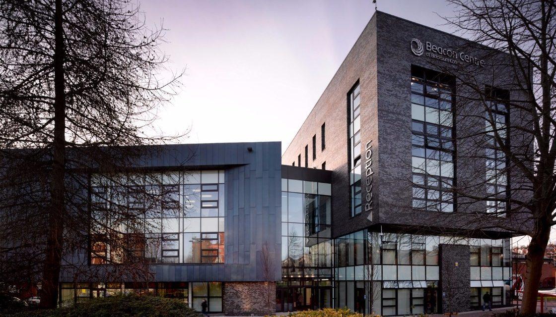 Blackburn College Rimex steel