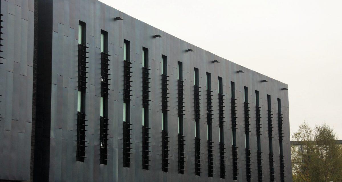 Blackburn College Rimex window reveals