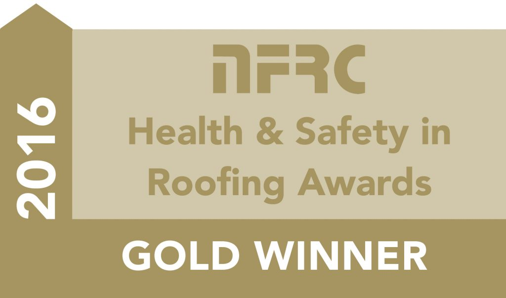 NFRC Gold Award Longworth Health & Safety