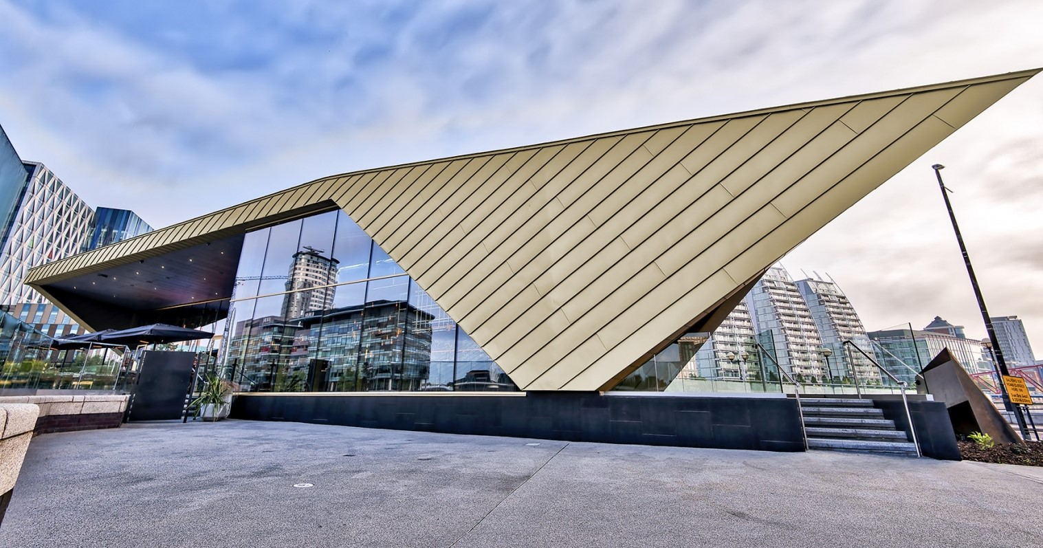 Three Benefits Of Zinc Roofing And Cladding By Longworth