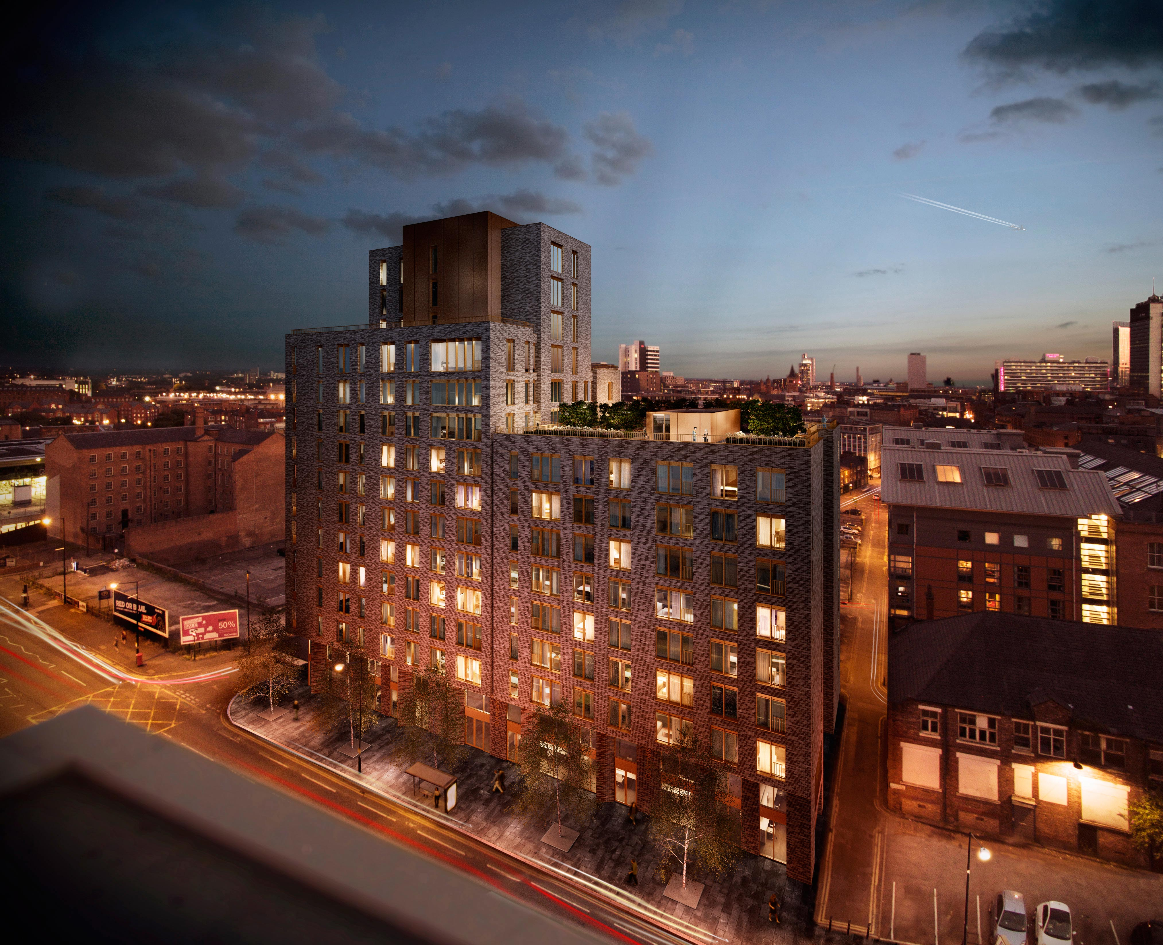 Breaking News Longworth New Contract for Port Street Manchester night