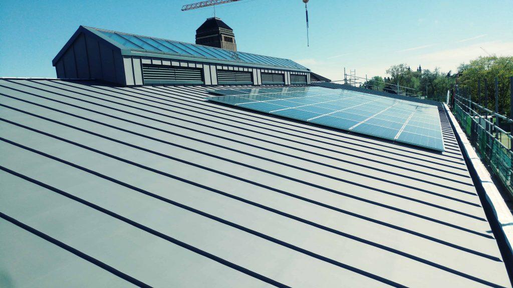 Kings College Cambridge Longworth Zinc Roofing (2)