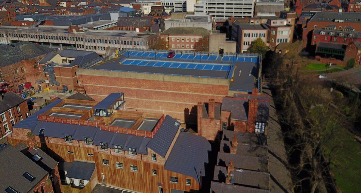 Single Ply Warehouse Chester Longworth Vivio Developments (6)