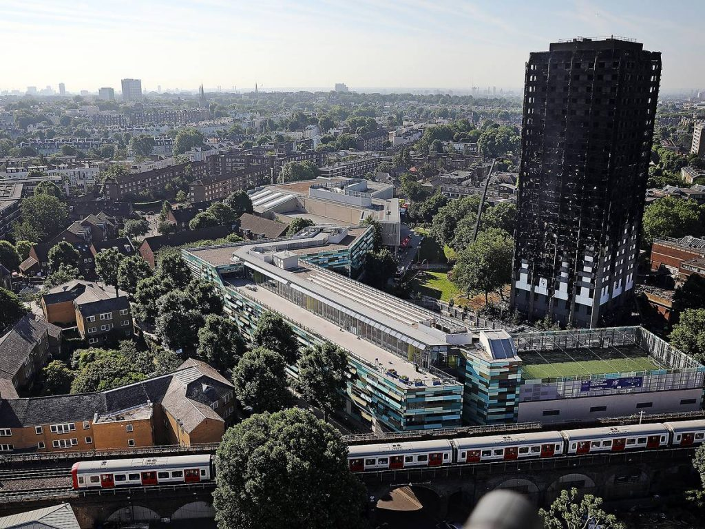 Hackitt Review Grenfell Aftermath