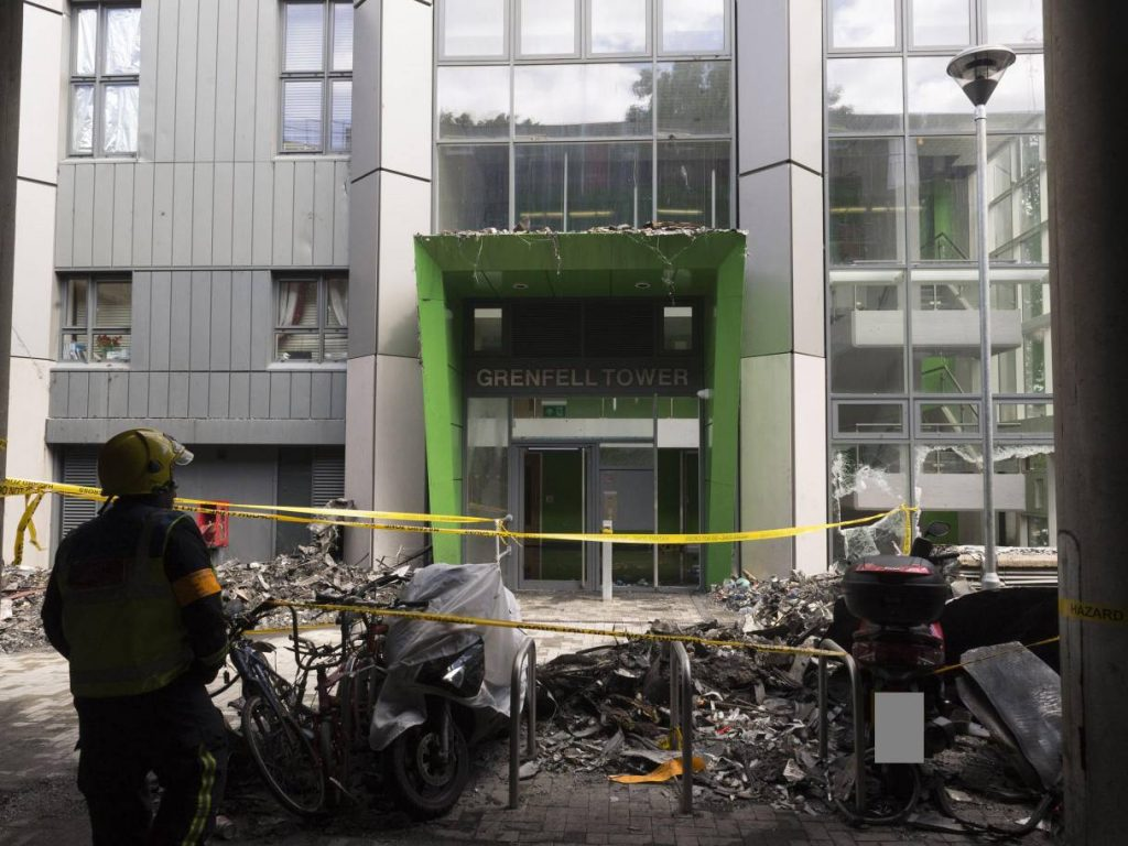 Hackitt Review Grenfell Aftermath 2