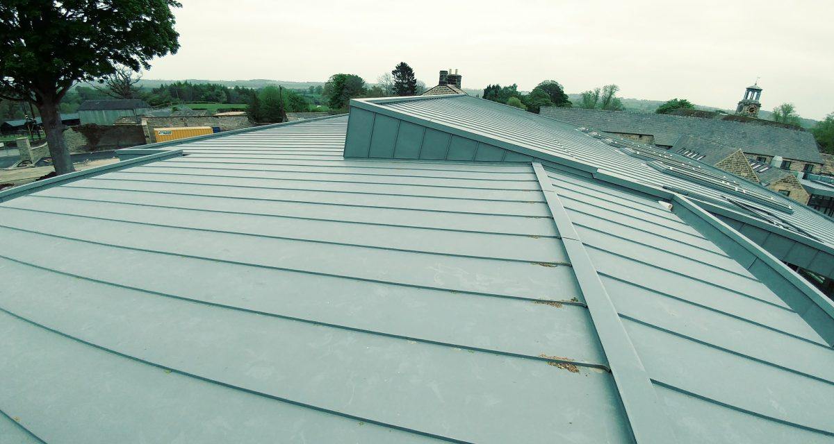 Swinton Park Country Club and Spa Zinc Roofing Longworth (15)