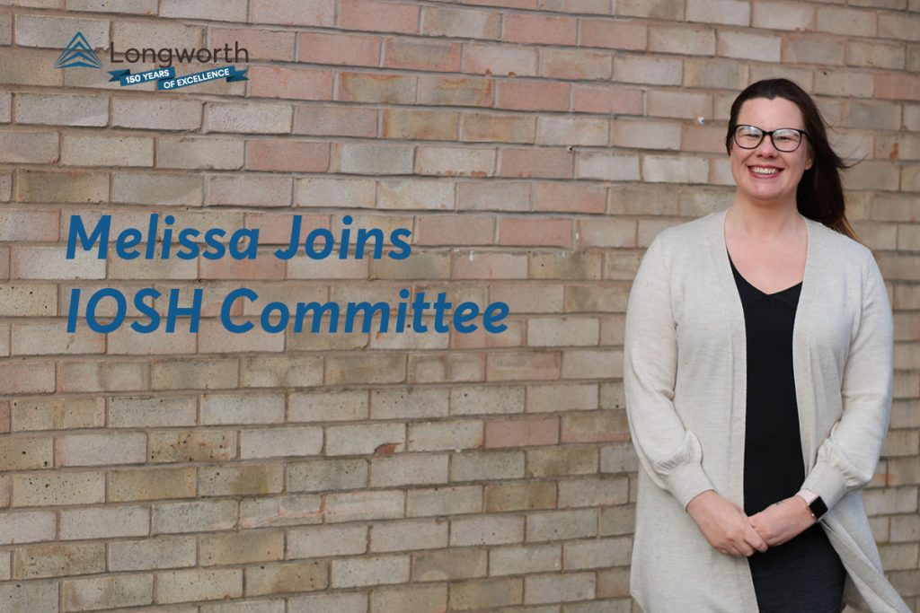 Melissa Iosh Committee News