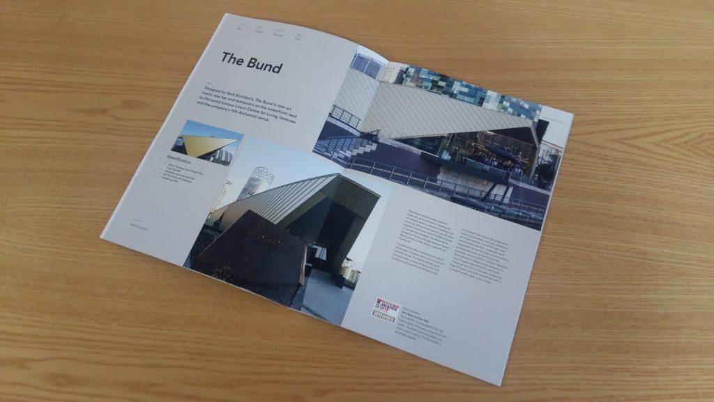 The Bund Longworth Brochure Spread