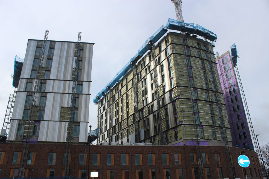 Paradise Street Longworth Rainscreen Cladding (2)