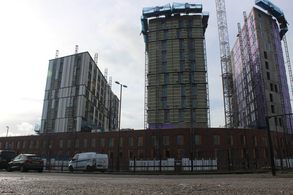 Paradise Street Longworth Rainscreen Cladding (5)