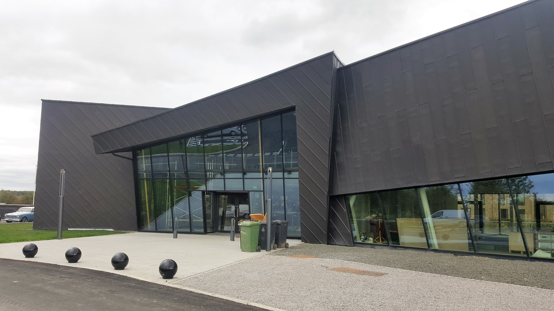 Spotlight On Zinc Roofing And Cladding At Astley Point