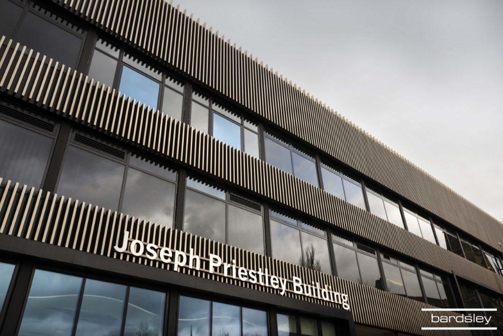 Rainscreen Cladding Joseph Priestly Building Longworth NFRC Awards 2019 wide