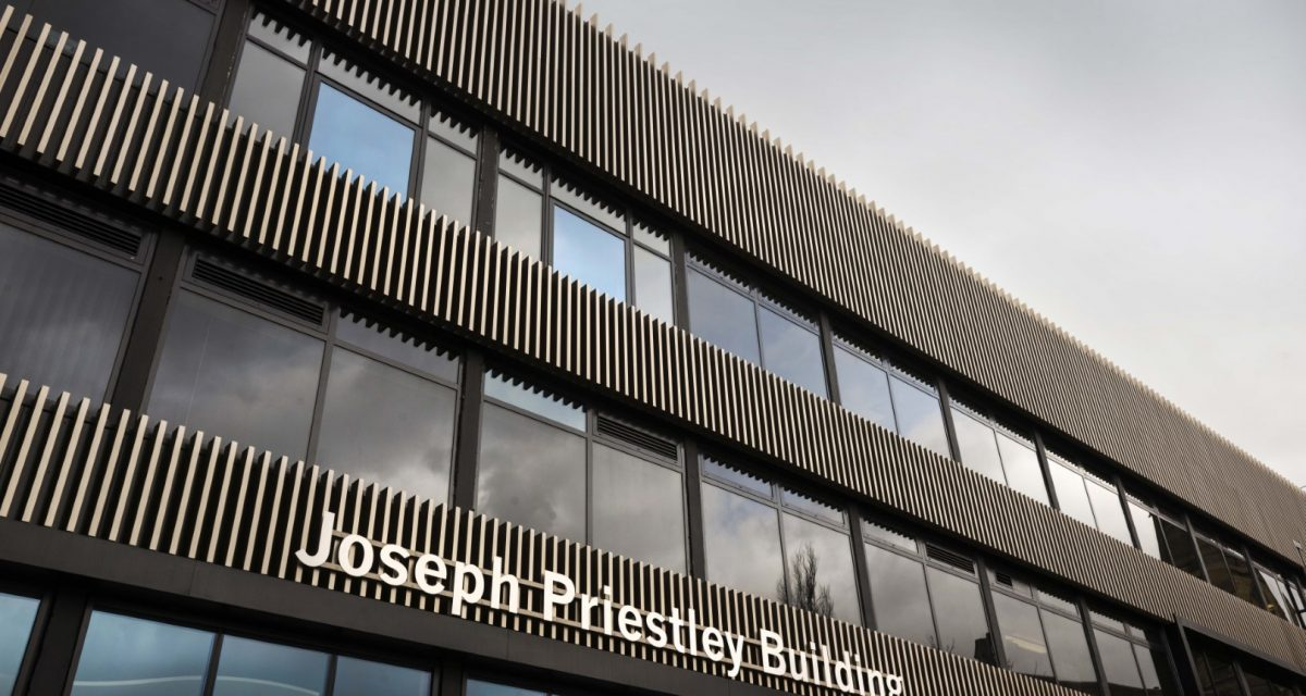 Rainscreen Cladding Joseph Priestly Building Longworth NFRC Awards 2019 wide