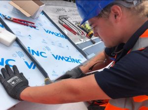 North West Roof Training Group NWRTG Apprentice 3