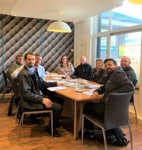 SHEQ committee meeting Longworth Christmas Blog Michael Kinsella