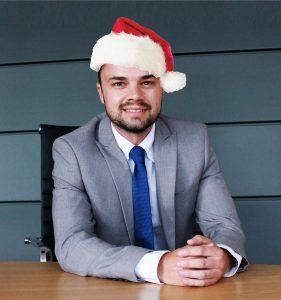 Longworth Christmas Advent Blog Karl Smith