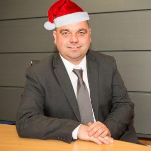 Longworth Christmas Blog Lee Smith Hat