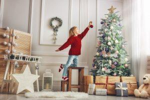 Longworth Christmas Blog tree decoration