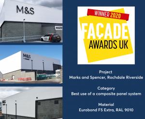 RCI Magazine Facade Awards